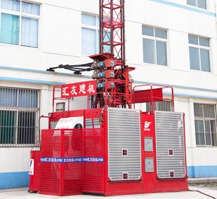 塔吊租赁|塔机租赁|施工升降机租赁-济南汇友信达